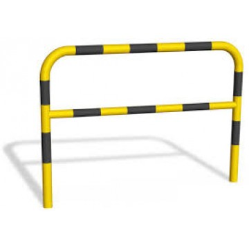Safety Barrier D Concrete in Type